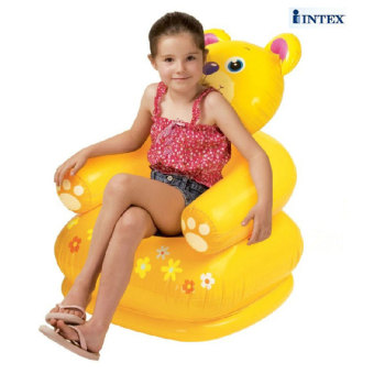 Harga Intex 68556 Sofa Anak Bear / Sofa angin intex Beruang Kuning