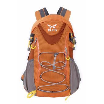 Elfs Shop - Tas Ransel Gunung Waterproof Peluit 40L 1127-Orange