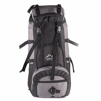 Inficlo Tas Gunung / Carrier Bag/best seller Bag SVNx014 Altura Black Grey