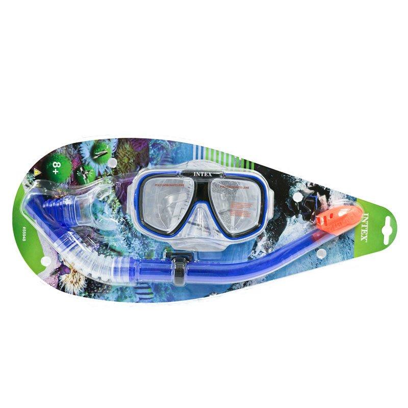 ... Intex 55948 Snorkel + Mask Diving / Kacamata Selam / alat snorkeling ...