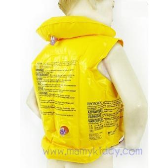 INTEX Baju Jaket Ban / Rompi Pelampung Renang Anak / SWIM VEST58660 -