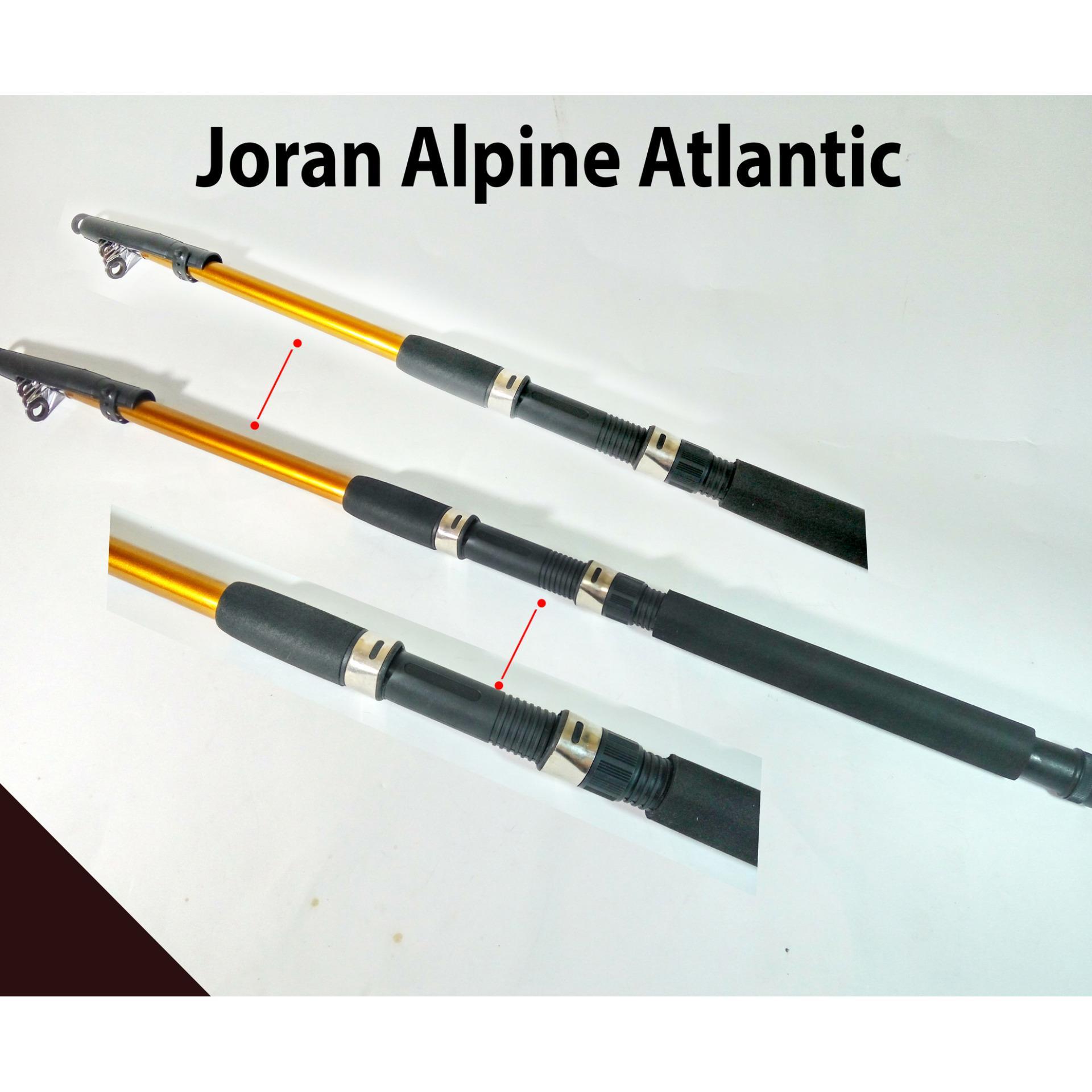 Joran pancing Alpine Atlantic 270