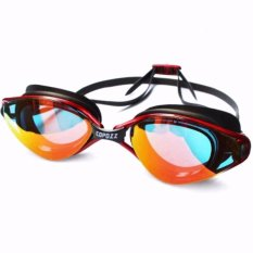 Kacamata Renang Anti Fog UV Protection GOG-3550 - Merah