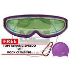 Kacamata Renang Focus XH6000