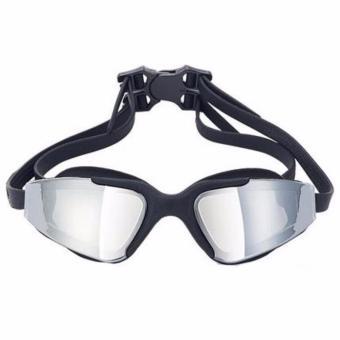 Kacamata Renang Profesional Anti Fog UV Protection RH5310 - Hitam