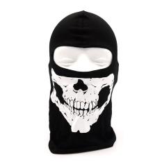 Kapas Pelindung Masker Topeng Tengkorak Kepala Dekorasi Imp Gaya
