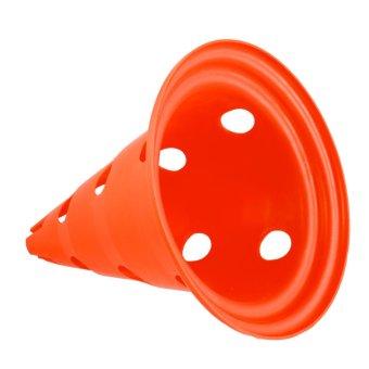 Harga Kerucut lalu lintas 5 buah ukuran 30cm warna oranye Terbaru klik gambar.