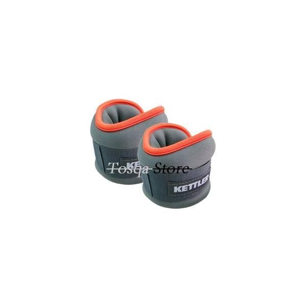Flash Sale Kettler Foot Band Orange (1Kg/Pair) / Pemberat Kaki Kettler1Kg/Pasang