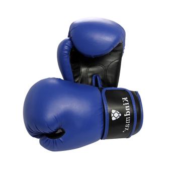 Kindmax profesional dewasa Muay Thai Sanda sarung tangan sarung tangan tinju sarung tangan sarung tangan