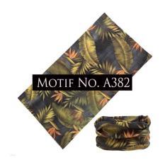 KMBuff Headband Serbaguna Motif A382