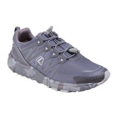 League Kumo 1.5 Camo Sepatu Lari Pria - Cloudburst/Ash/Vapour Blue Gre