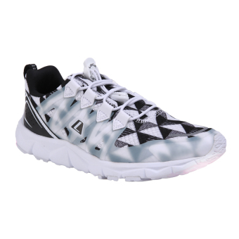 League Kumo 1.5 U Sepatu Lari Pria - White/Black