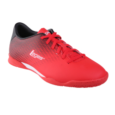 League Legas Series Attacanti LA Sepatu Futsal Pria - Fiery Red/Black/White