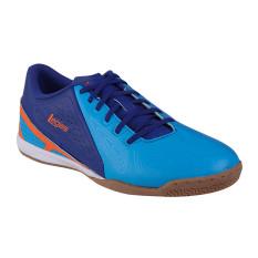 League Legas Series Defcon IC LA Sepatu Futsal Pria-Dresdent Blue/Surf The Web/Total