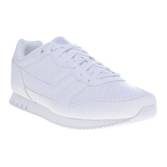 Beli League Strv Sepatu Sneakers - White Terpercaya