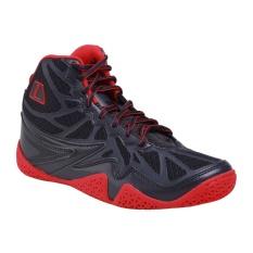 League Typhoon Sepatu Basket Pria - Nine Irin/Flame Scarlet /Ant