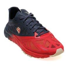 League Volans 2.5 M Sepatu Lari Pria - Flame Scarlet-India Ink-Vanila