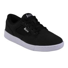 Legas Tizoff LA Sneakers Olahraga Pria - Black/ White