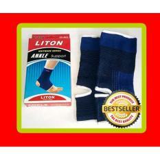 Liton Ankle Support 8624/Deker Pelindung Pergelangan Kaki Olahraga - Cac33e