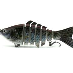 Lot 1 Pcs Jenis Umpan Pancing Crankbaits Kait Ikan Kecil Umpan Mengatasi Berguna-Intl