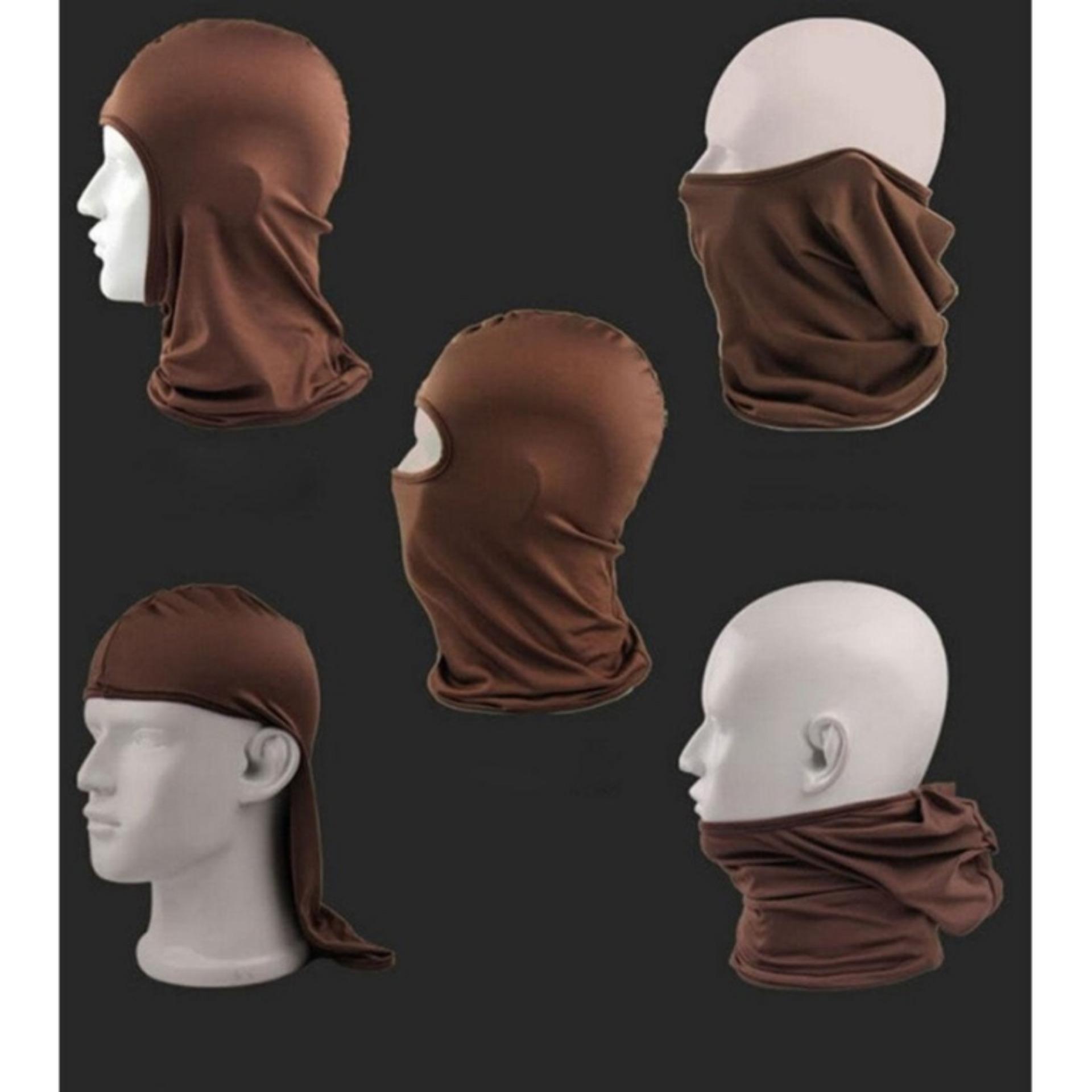Rajamotor Perlengkapan Pengendara Balaclava Masker Full 3 M Dengan Hitam Nolan Harga Motor Model Ninja Dan Ulasannya Toko Hornacko Indonesia Source Face