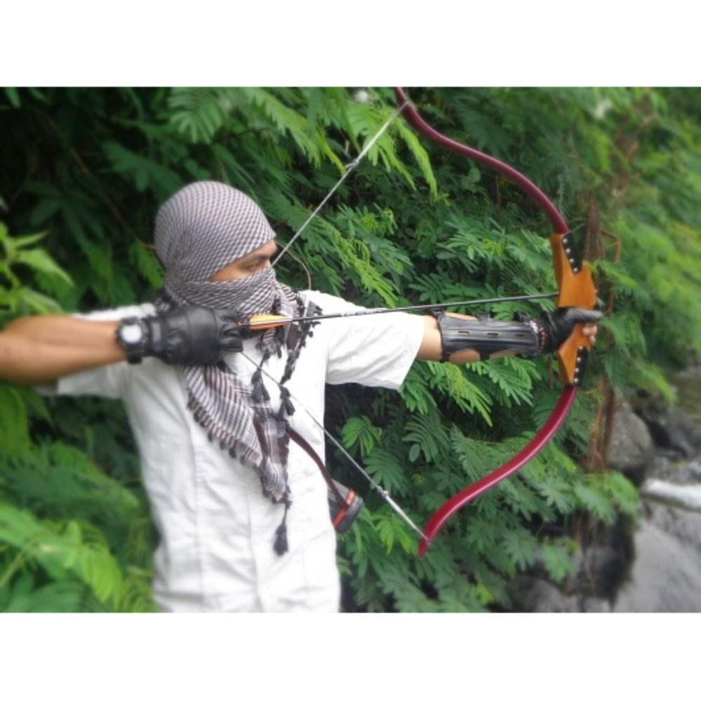 ... Master Bow Indonesia Taditional Short Bow Hunting Panahan Archery ...