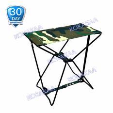 Maxxio Portable Chair Camping Chair Bangku Lipat