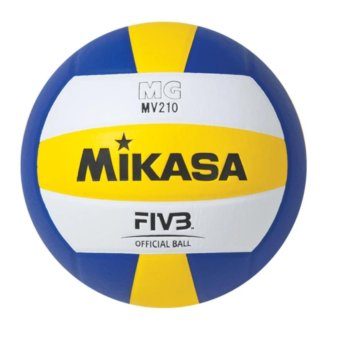 Mikasa MV210 Official FIVB Bola Voli VolleyBall Volley Ball VoliVoly Volly 5 Inch 5\