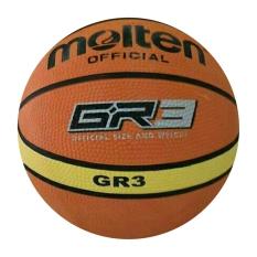 Molten Bola Basket Molten Bgr3 - Oranye