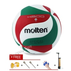 Molten Soft Touch Volleyball VSM4500 Size5 Match Quality Volley ball