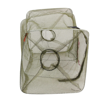 New Fishing Bait Trap Net Cage
