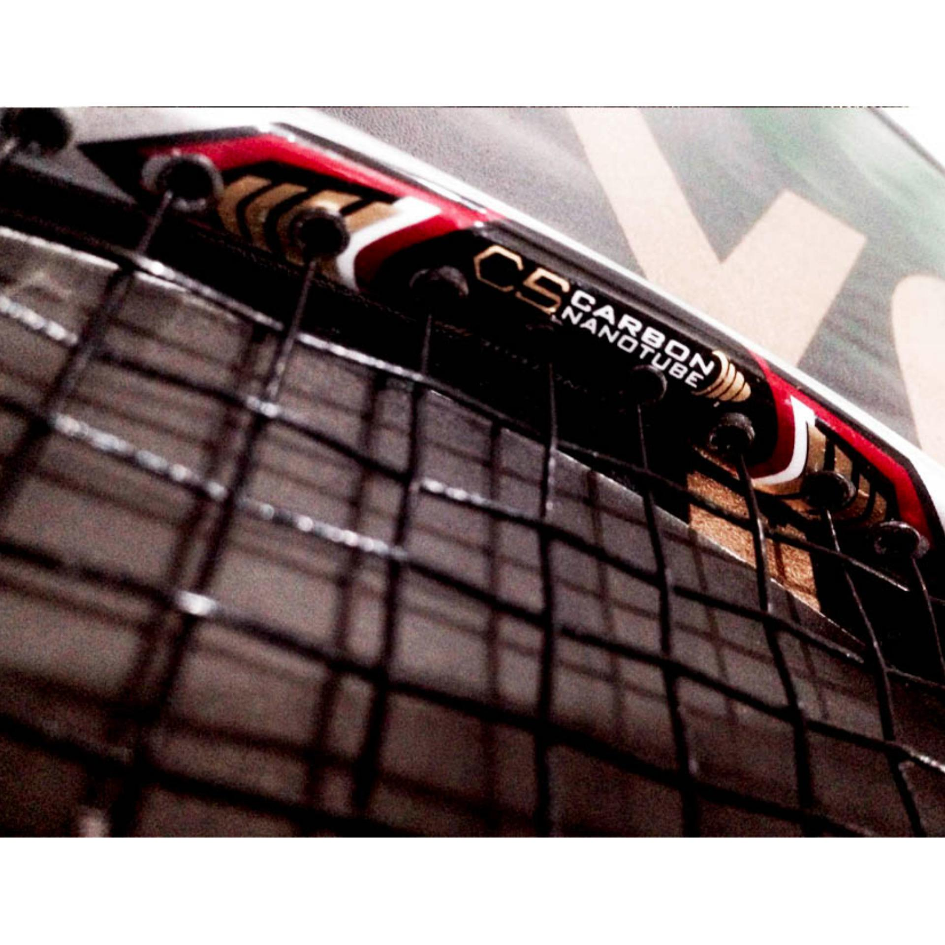 NEW Yonex Arcsaber 8 DX BLACK Series Raket Badminton ...
