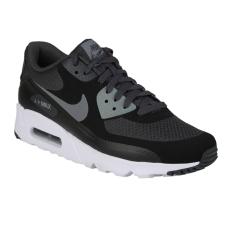 Nike AirMax90UltraEssential Sepatu Lari - Black/Cool Grey/Anthracite