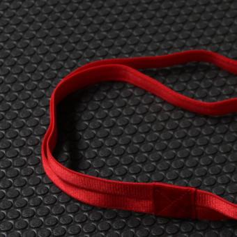 BELI Olahraga antiperspirant dengan silikon elastis yang tinggi karet rambut TERBAIK