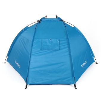 Olahraga luar ruangan kerai tenda untuk berkemah dan mendaki gunung