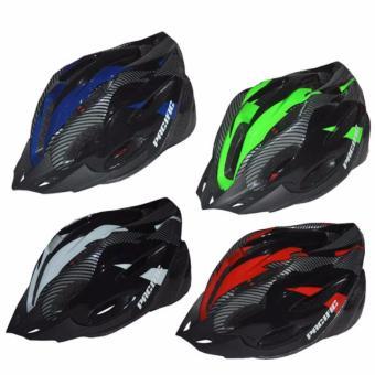 Toko Jual Pacific Helm Sepeda Sp807 Merah Dan Info Harga Terbaru ... 734d42060e
