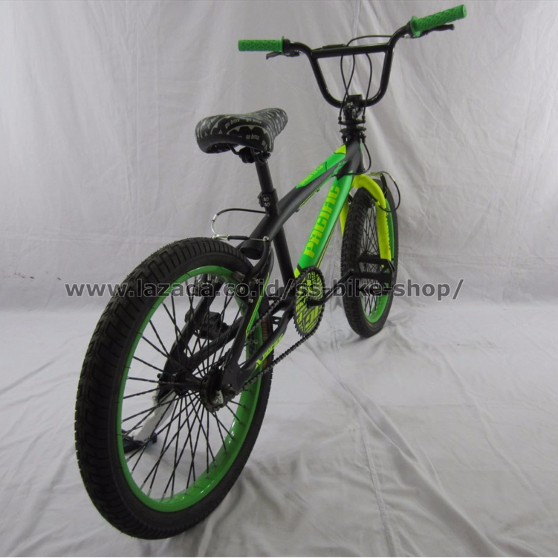... Pacific Sepeda BMX 20 ...