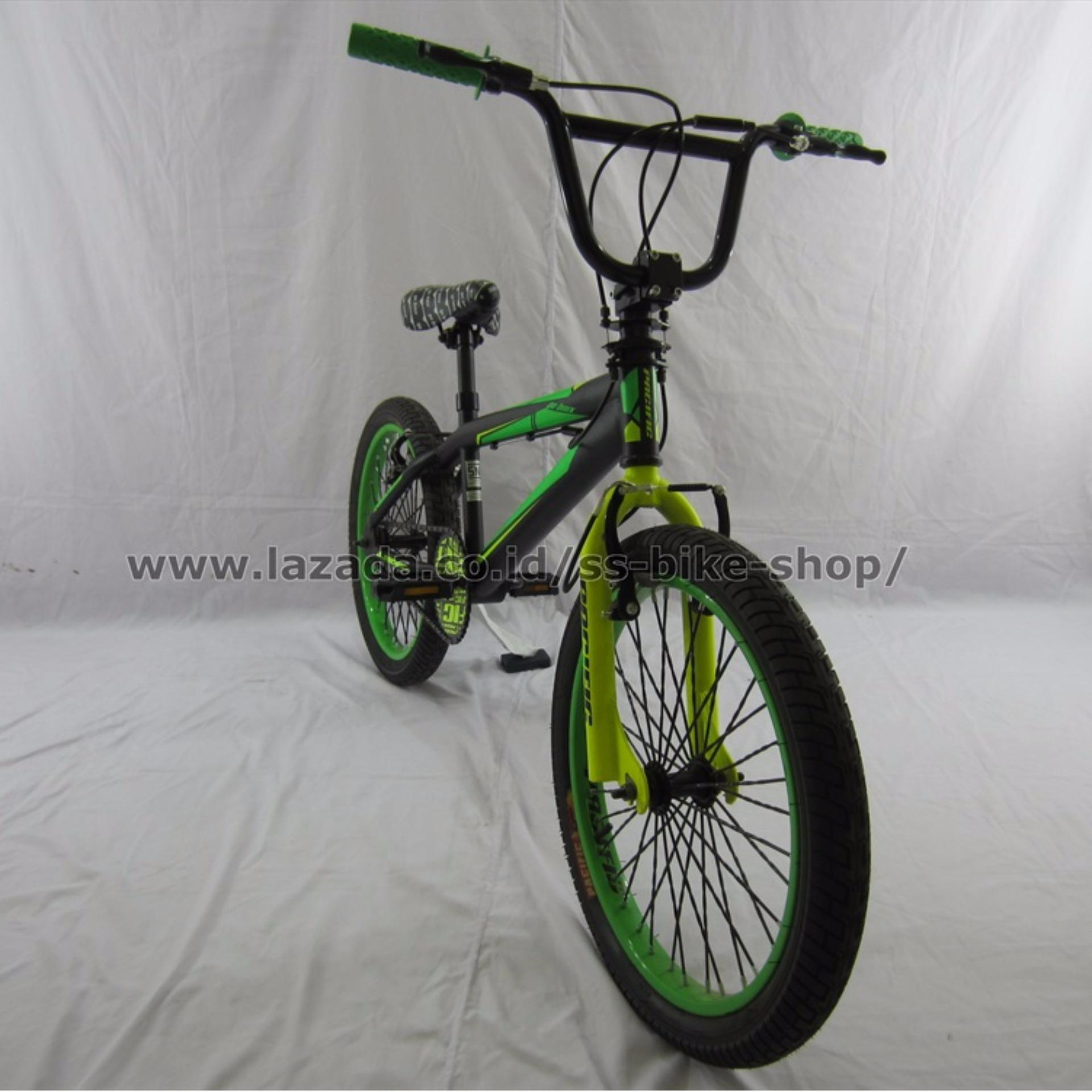 Pacific Sepeda BMX 20 .