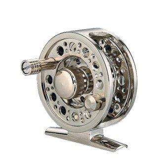 PAlight Full Metal Fly Fishing Reel 2 1 BB 11 Aluminium Alloy Die