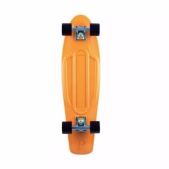 Pennyboard Fishboard Pu Led Wheels