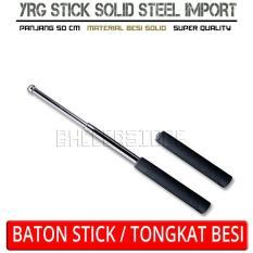 Pentungan Besi Baton Stick YRG Import