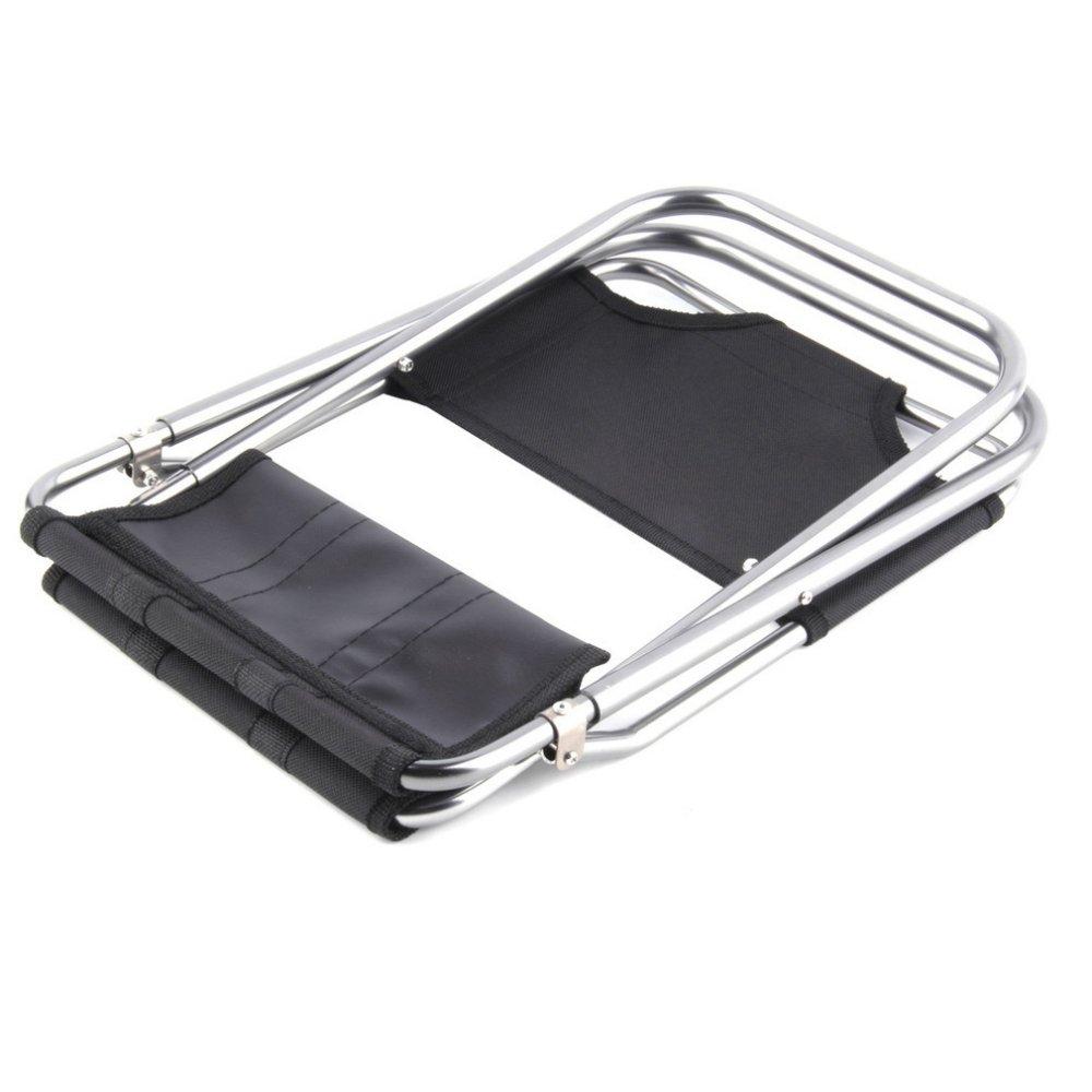 Portabel Lipat Aluminium Kain Oxford Kolam Memancing Berkemah Sandaran Kursi Allwin .