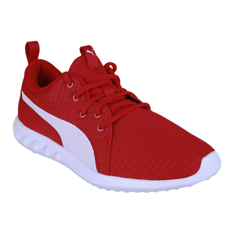 Harga Puma Carson 2 Men's Running Shoes - Toreador-Puma White