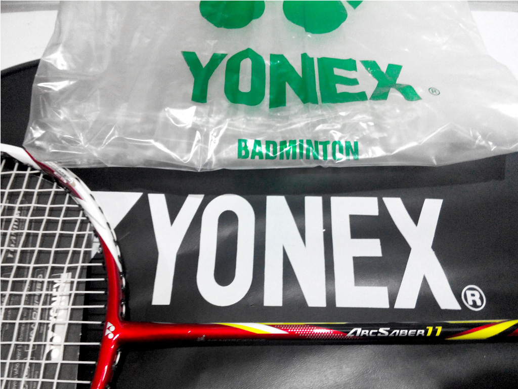 ... Raket Badminton Yonex ArcSaber 11 Series ...