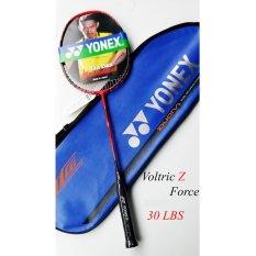 Raket Yonex Voltric Z Force Lindan Tri-Voltage Series Red Edition