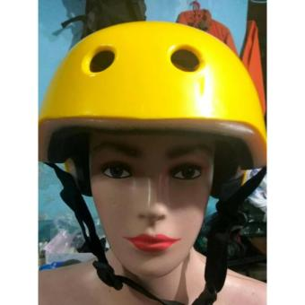harga RXS Helm Rafting, flying fox, cycling, skate, outbound, climbing. Lazada.co.id