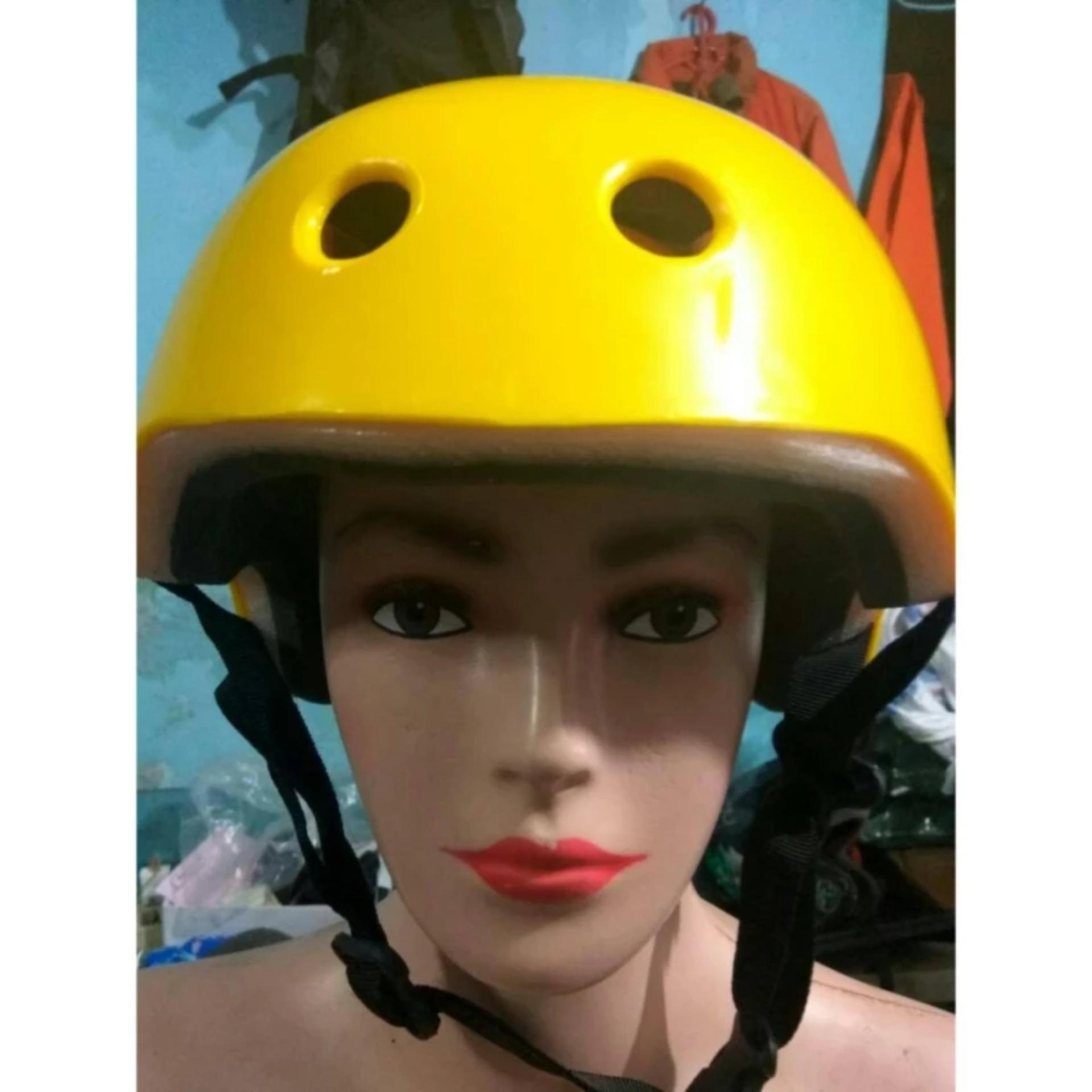 Onsight Helm Outbond Rafting Msr Sepeda Multi Fungsi Lipat Keren Modis Aman Merk Overade Plixi White Rxs Flying Fox Cycling Skate Outbound Climbing