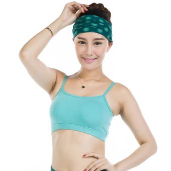 PENAWARAN Sangat baik Mio baru high-end profesional yoga karet rambut rambut band TERLARIS
