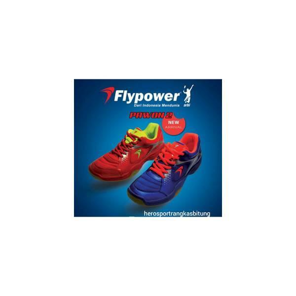 Flash Sale SEPATU FLYPOWER PAWON 3 Sepatu Badminton