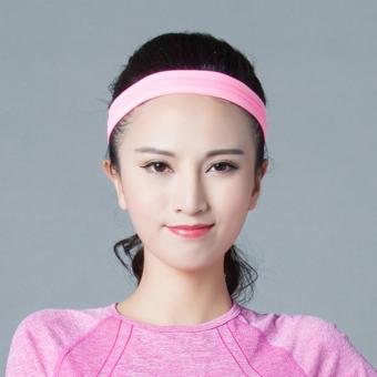 REVIEW Silikon Potter non-slip yoga ikat kepala karet rambut MURAH